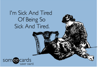 "Sick and Tired? The ""Question Your Health"" Point of View."
